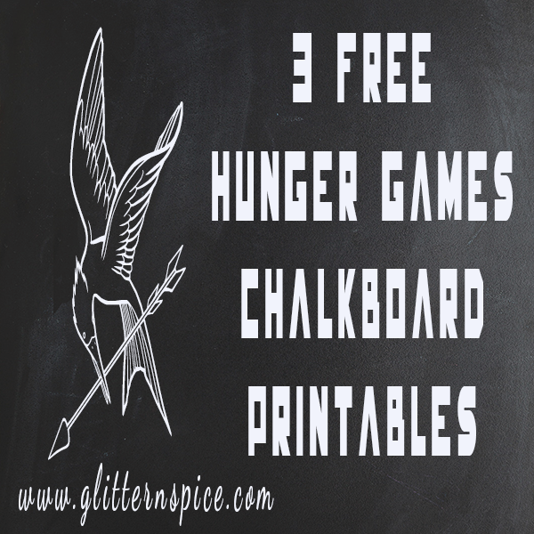 Free Printable Hunger Games Quotes