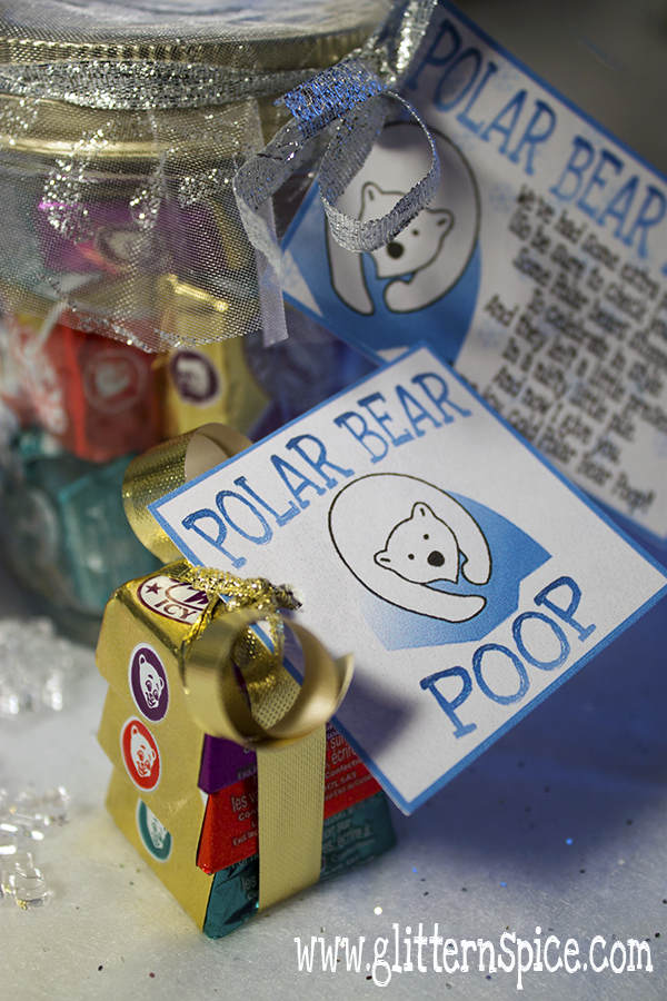 Polar Bear Poop Giftables, Stocking Stuffers And Party Favors