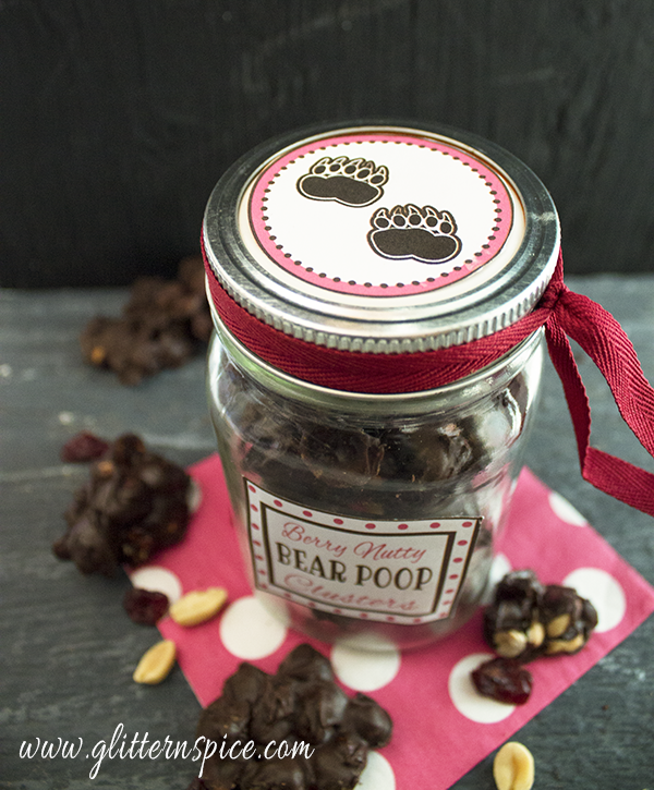 Bear Poop Recipe And Free Printables