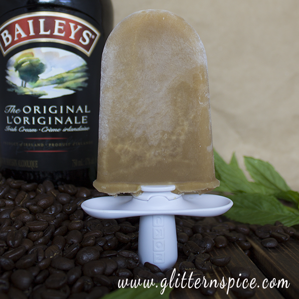 Irish Cream Frappuccino Popsicles Recipe
