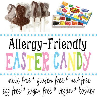 Allergy Friendly Easter Candy And Chocolates For Kids