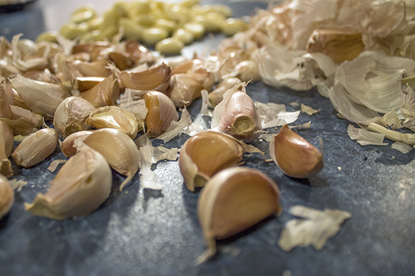 How To Juice Garlic Cloves