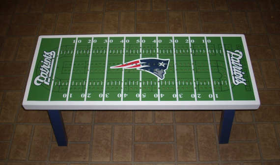 Sports Team Cribbage Table