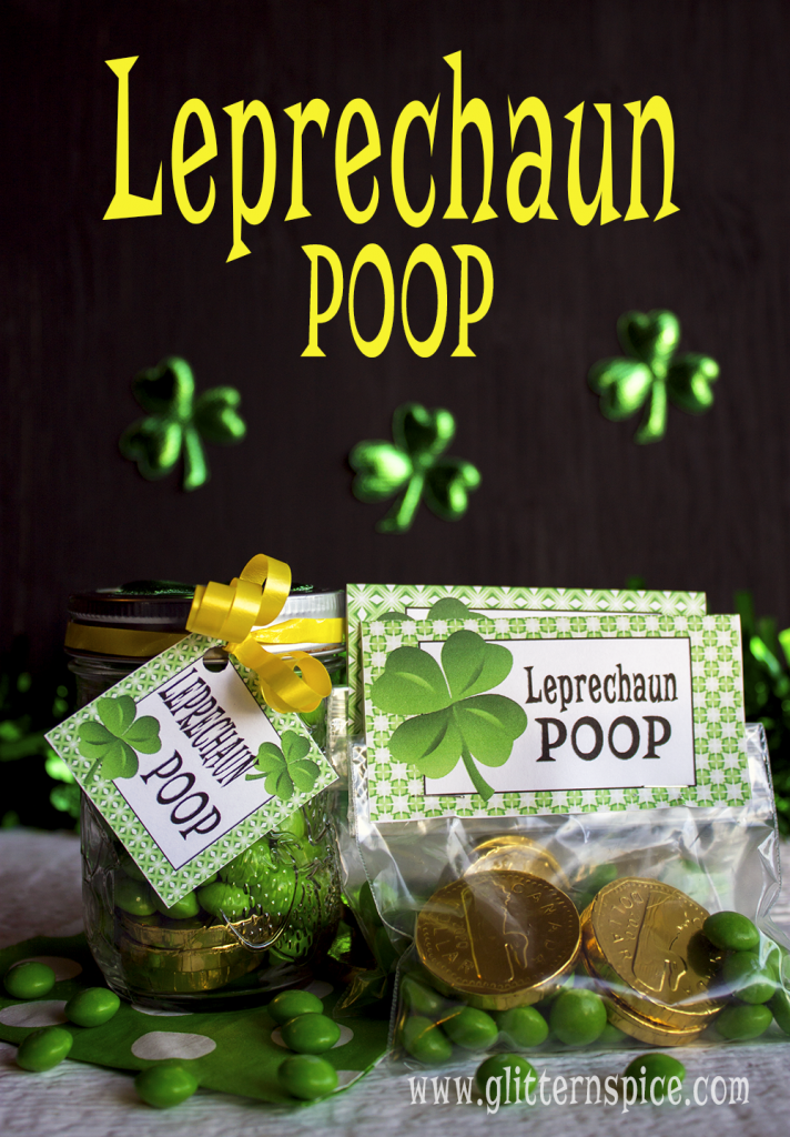Leprechaun Poop Treats And Free Printables