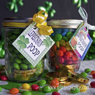 Leprechaun Poop Treats | Free Printable Treat Bag Toppers And Gift Tags