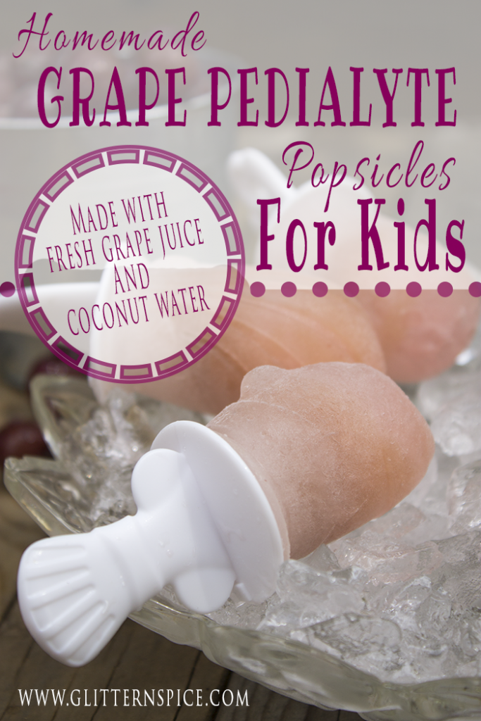 Homemade Pedialyte Popsicles | Zoku Fish Pops