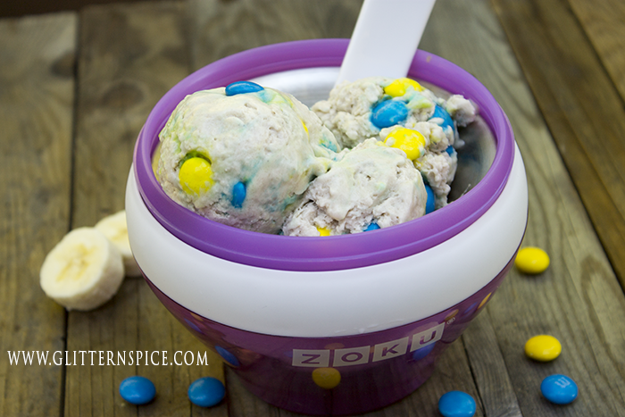 how to make the ice cream freezer bowl freeze quick