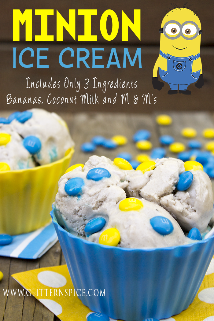 Minion Ice Cream