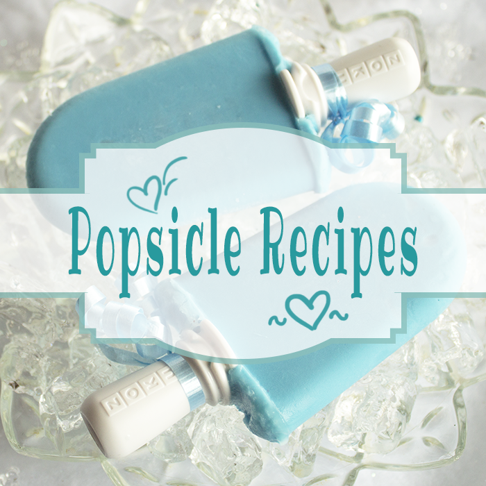 Zoku Popsicle Recipes