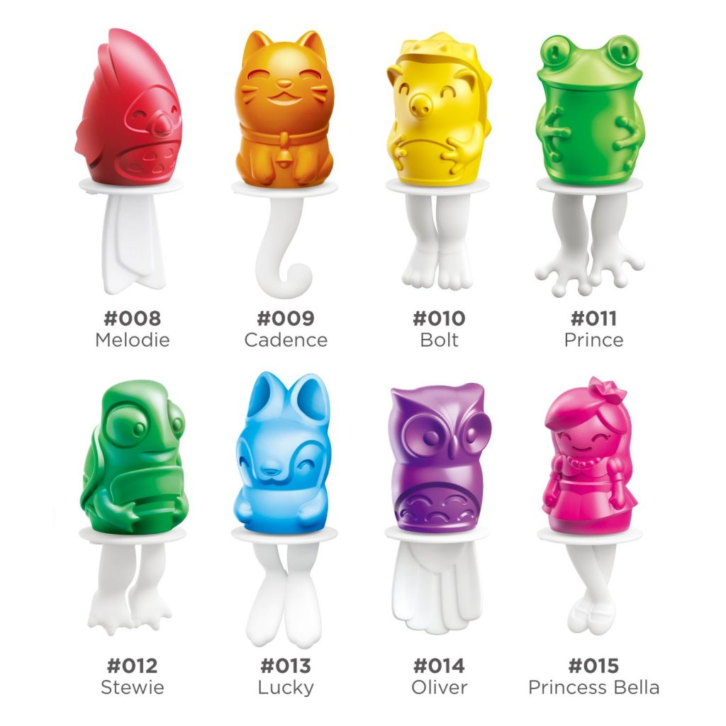 Zoku Ice Pop Molds