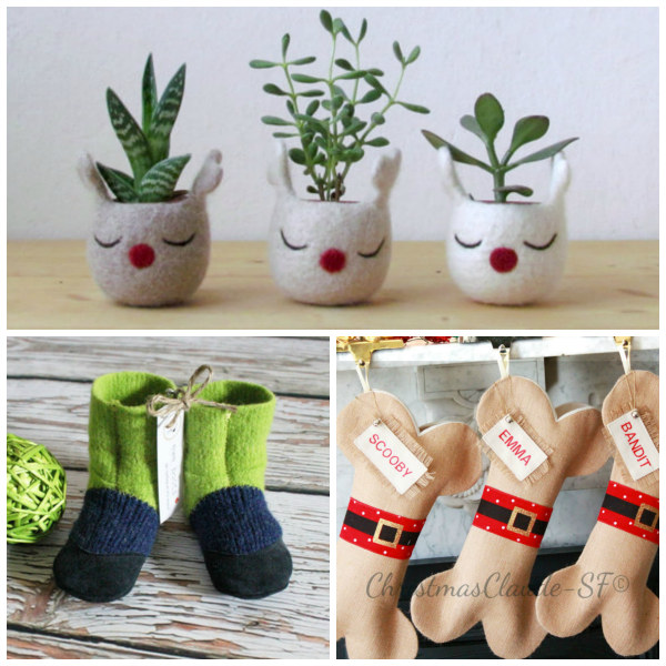 Handmade Christmas Gift ideas For Everyone On Your Xmas List