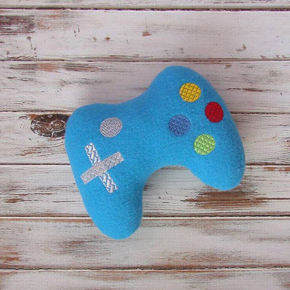 Video Game Controller Stuffed Toy