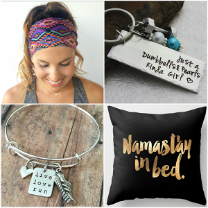 Inspirational Fitness Gifts For Her