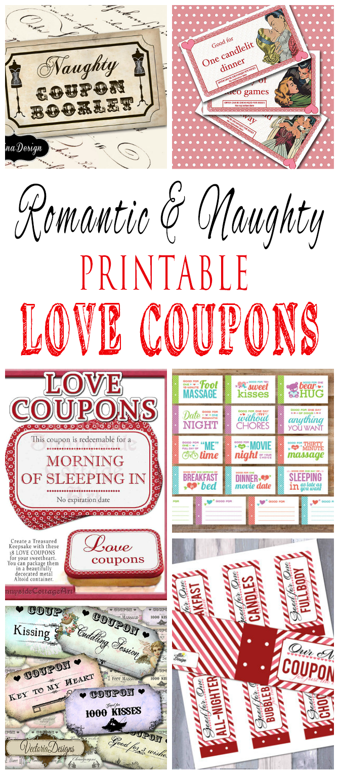 Naughty Coupons Printable | www.imgkid.com - The Image Kid ...