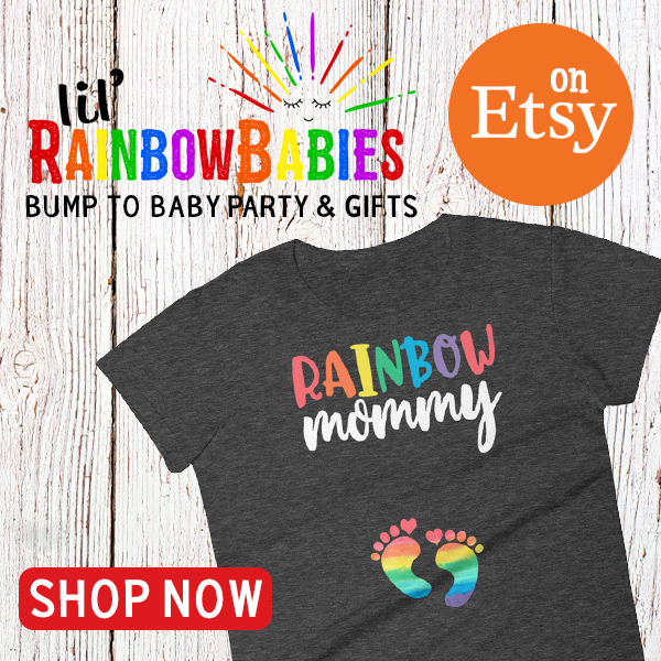 Lil' Rainbow Babies - Bump To Baby Party & Gifts