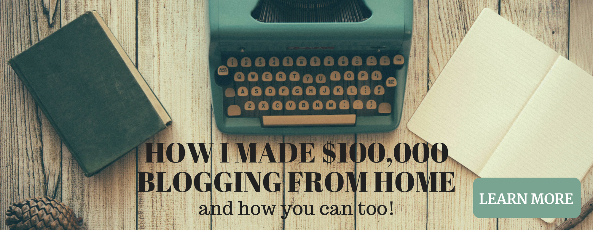 How To Make Money Online From Home Blogging About Stuff You Love And Know