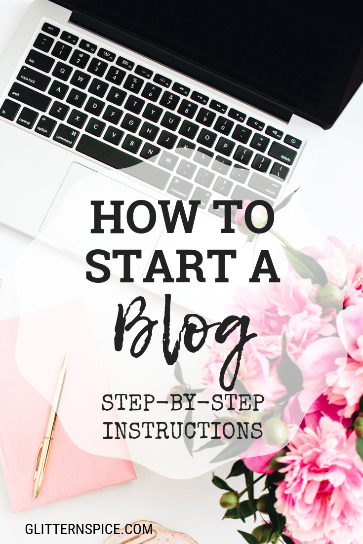 Are you wanting to earn extra income to help supplement your household expenses, start a vacation fund, or create more disposable income? Learn how to start a blog and create passive income with this easy step-by-step guide. #makemoney #earnmoney #makemoneyonline #girlboss #bloggingtips #workfromhome
