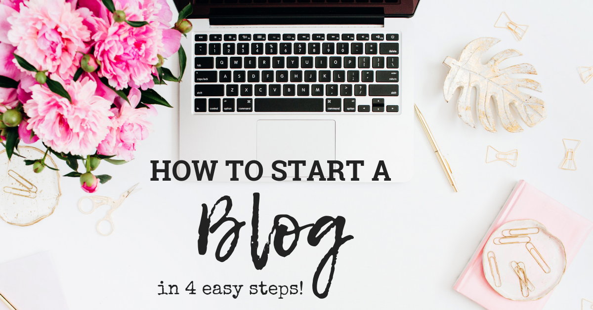 How To Start A Blog In 2020 And Create Passive Income